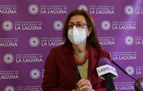 Elvira Jorge, concejala de Patrimonio Histórico de La Laguna / CanariasNoticias.es