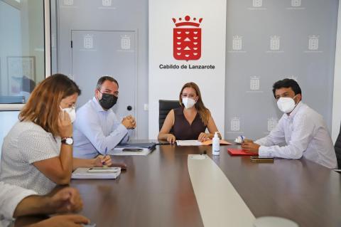 Consejo de Gobierno del Cabildo de Lanzarote / CanariasNoticias.es