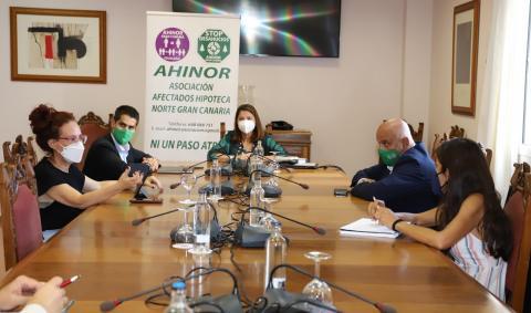El Cabildo de Lanzarote colabora con Ahinor / CanariasNoticias.es