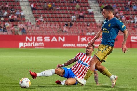 Girona F.C. 0 - U.D. Las Palmas 0