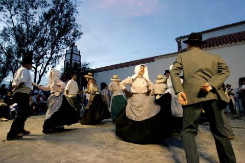 Fiestas tradicionales en Puerto del Rosario (Fuerteventura) / CanariasNoticias.es