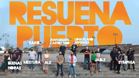 Resuena Puerto. Puerto de La Cruz/ canariasnoticias