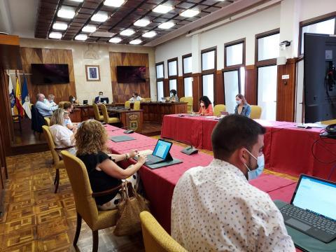 Consejo de Gobierno. Cabildo de La Palma/ canariasnoticias