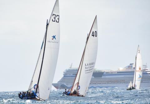 La Vela Latina Canaria retoma la competición este fin de semana