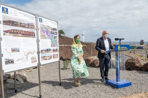 El Cabildo de Gran Canaria regenera el paisaje de la autopista GC-1 / CanariasNoticias.es