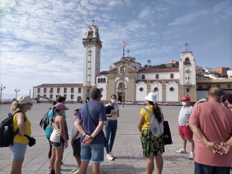 Rutas guiadas 'Camino Candelaria' / CanariasNoticias.es