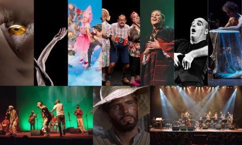 El Teatro Guiniguada acogerá siete espectáculos del festival Temudafest