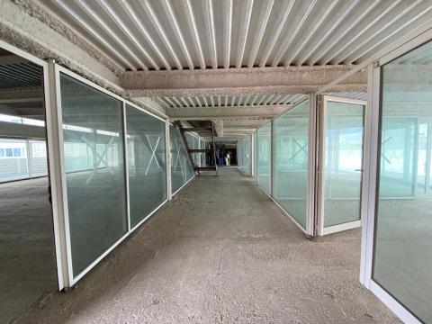 Obras de acondicionamiento las plantas tercera y cuarta del edificio anexo a la Casa Palacio del Cabildo de Gran Canaria / CanariasNoticias.es