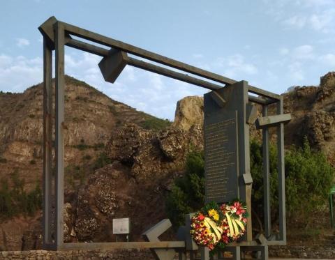 Recuerdo a la víctimas del incendio de 1984. La Gomera / CanariasNoticias.es