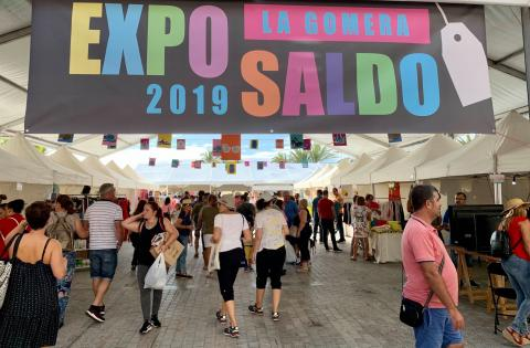 Exposaldo en La Gomera / CanariasNoticias.es