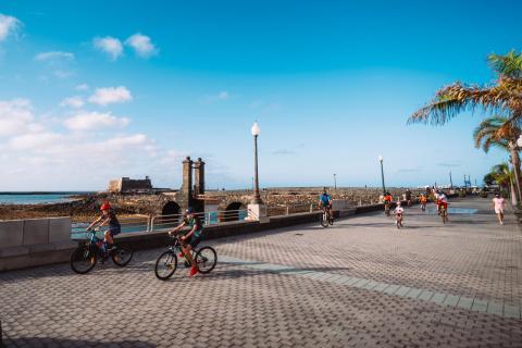 Arrecife se suma al ¡Día sin Coches! / CanariasNoticias.es
