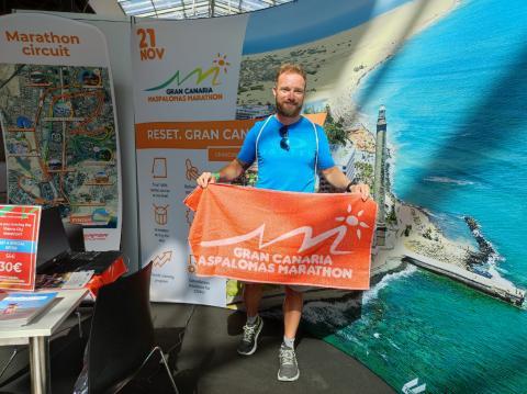 La Gran Canaria-Maspalomas Marathon se pasea por Estocolmo y Viena