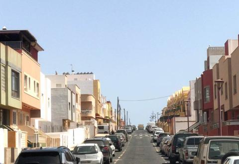 Calle de Puerto del Rosario (Fuerteventura) / CanariasNoticias.es