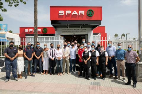 SPAR Holycan en San Bartolomé de Tirajana (Gran Canaria) / CanariasNoticias.es
