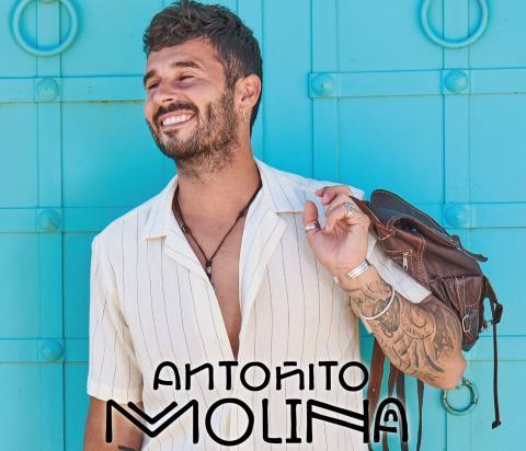 Antoñito Molina en concierto en Telde