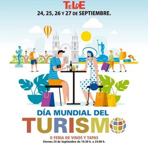 Día Mundial del Turismo en Telde