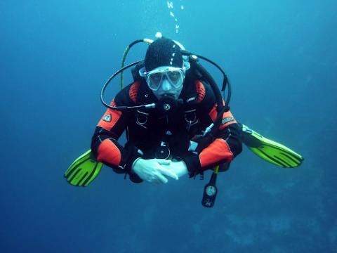 Nada se puede comparar con la sensación que se vive al bucear y descubrir lo más hermoso del mar