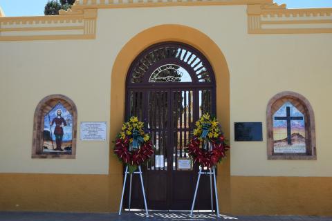 Cementerio Municipal de San Isidro de Gáldar (Gran Canaria) / CanariasNoticias.es
