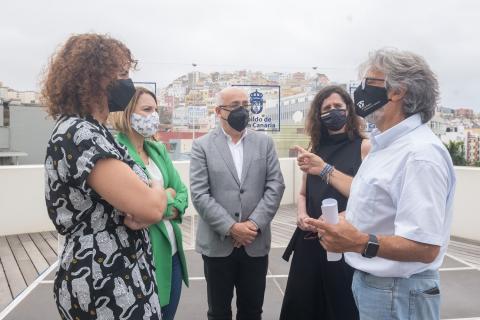 Visita a la casa de acogida Maday / CanariasNoticias.es