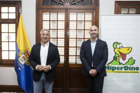 Carlos García y Patricio Viñayo/ canariasnoticias.es