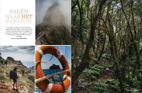 Reportaje de Lonely Planet Magazine sobre La Gomera