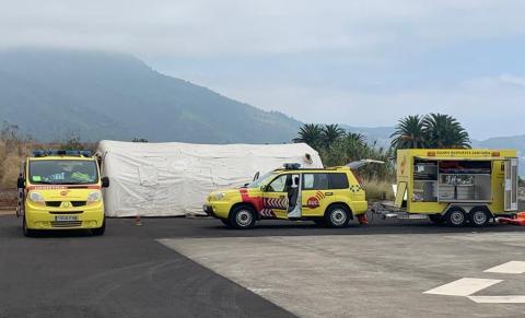 Equipamiento del SUC en La Palma / CanariasNoticias.es