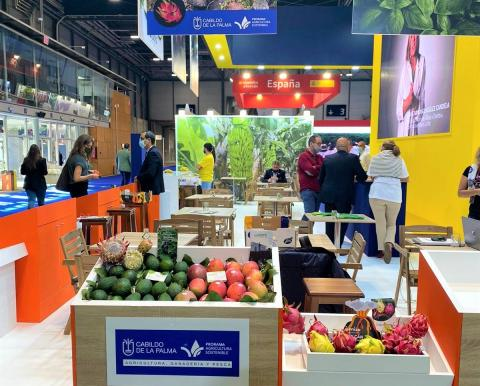 La Palma en la Feria Fruit Attraction / CanariasNoticias.es