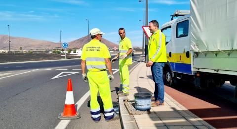 Plan de Limpieza de imbornales en Lanzarote / CanariasNoticias.es
