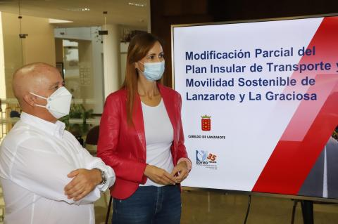 Plan Insular de Transporte y Movilidad Sostenible de Lanzarote y La Graciosa / CanariasNoticias.es
