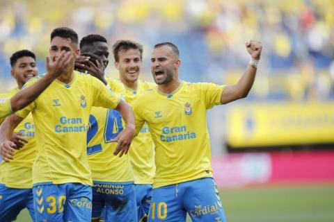 U.D. Las Palmas 4 - F.C. Cartagena 1/ canariasnoticias