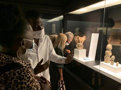 El Museo Théodore Monod expone sus piezas de arte africano en El Museo Canario / CanariasNoticias.es