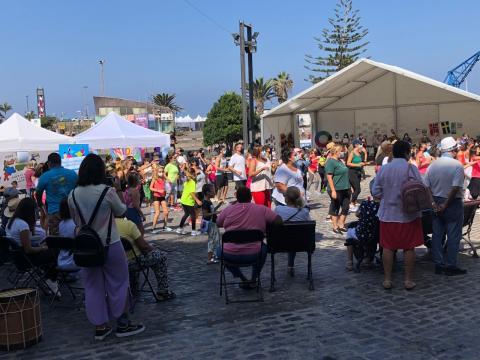 Puerto de la Cruz. Día Vecinal/ canariasnoticias