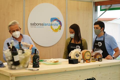 Saborea Lanzarote en Semana de Gastronomía de Barcelona Tast a la Rambla / CanariasNoticias.es