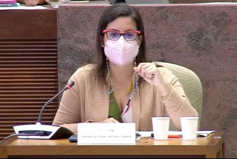 Yaiza Castilla, consejera de Turismo de Canarias / CanariasNoticias.es