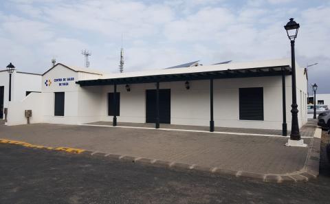 Centro de Salud de Yaiza (Lanzarote) / CanariasNoticias.es